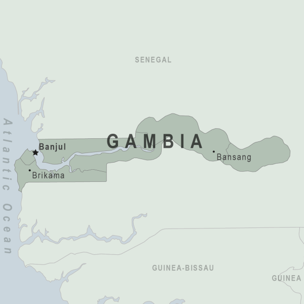 Health Information for Travelers to The Gambia Traveler