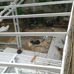 Rangka Baja Ringan Untuk Atap Asbes Biaya Bongkar Lama Ganti Baru Jasa Tukang Ahli Bocor