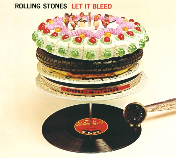 Image result for the rolling stones let it bleed