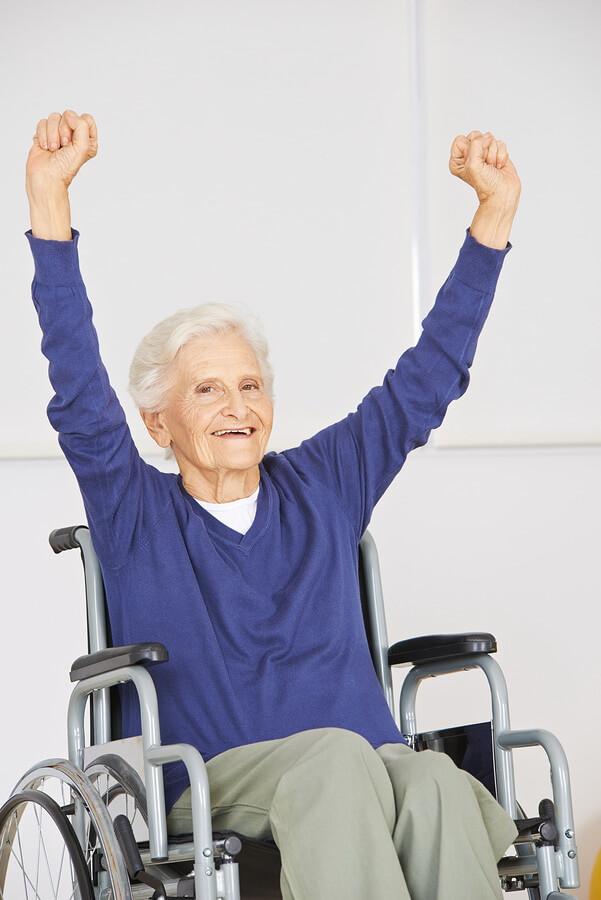 Wheelchair Exercises for SeniorsCaregivers
