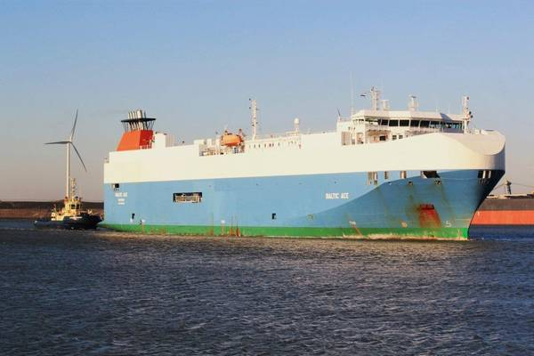 Olanda: collisione mare nord, 4 morti e 7 dispersi  [ARCHIVE MATERIAL 20121205 ]