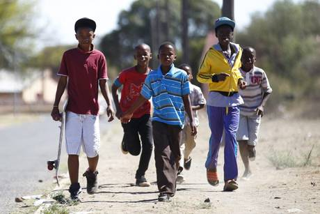 Skateboarding and youth development in South Africa