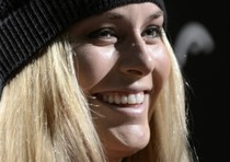 In ospedale campionessa Usa Lindsay Vonn