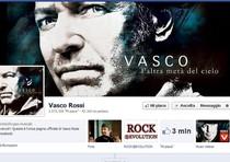 Vasco su FB