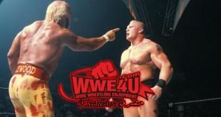 Hulk Hogan & Brock Lesnar 1 EX