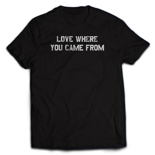 Love Where You Came From – Lifelong Journey