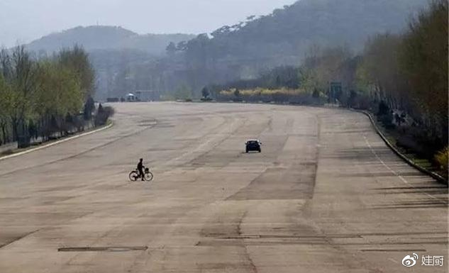 朝鲜阔达的公路系统