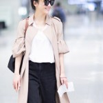 [Feature] Airport Photos: Yang Zishan, Victoria Song, Zhao Liying