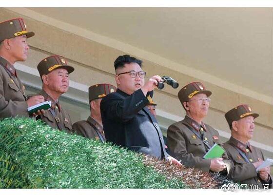"""acc2a602gy1fekxx7p80aj20fk0b4gn7 Ким Чен Ын и """"кукурузники"""". В Северной Корее прошли соревнования среди подразделений спецназа."""