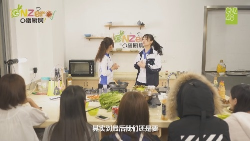 kitchen updates how much does it cost to change cabinets gnz48 o蛋厨房 更新啦 这一期的节目有 来自gnz48 微博 小窗口