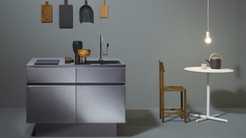 kitchen miniature porcelain undermount sink 好看到爆表的微型厨房 高颜值美到你想哭 厨房微型