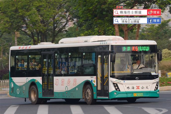 珠海公交K5快線 - 珠海交通維基