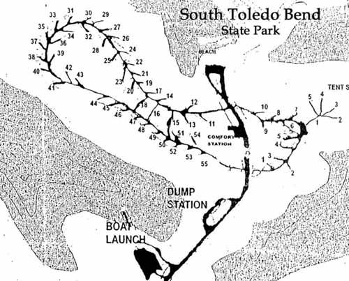 South Toledo Bend SP