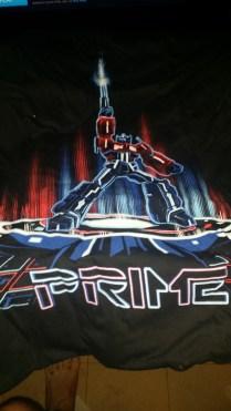 Tron/Transformers Shirt