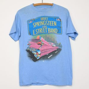 1984 Bruce Springsteen Born In The USA Tour Shirt