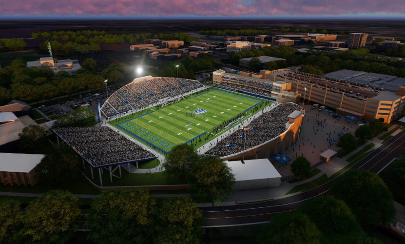 ODU selects football stadium construction manager | Williamsburg Yorktown Daily