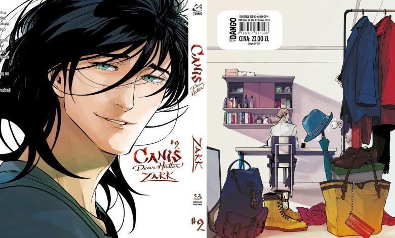 Photo of CANIS -Dear Hatter- 2 – Okładka i dodatki