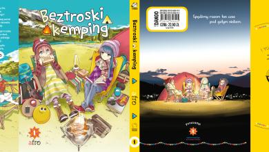 Photo of Beztroski kemping 1 – Okładka i dodatki