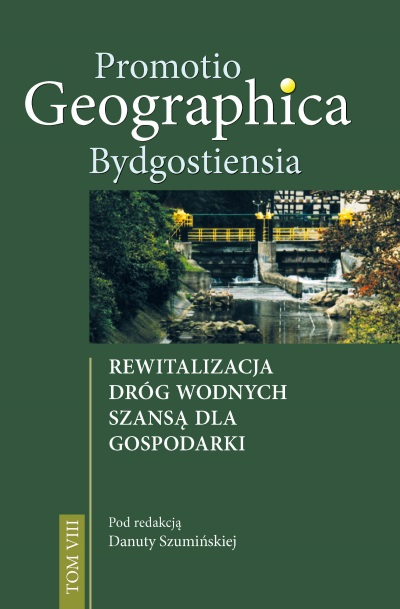 Promotio Geographica Bydgostiensia t. VIII, Rewitalizacja dróg wodnych szansą dla gospodarki