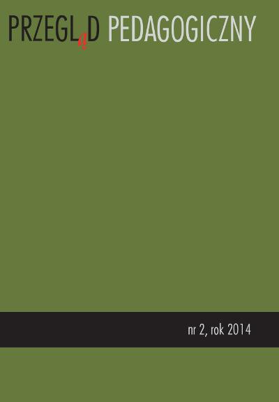 Przegląd Pedagogiczny  nr 2/2014