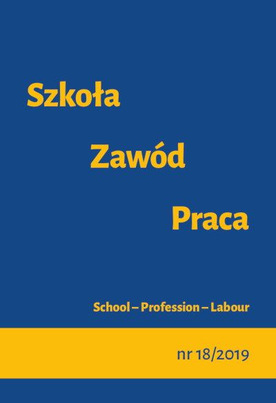 Szkoła – Zawód – Praca, nr 18/2019