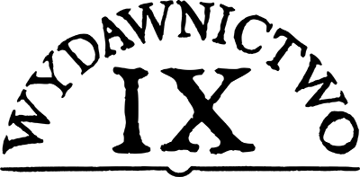 Wydawnictwo IX – Sklep istrona oficjalna