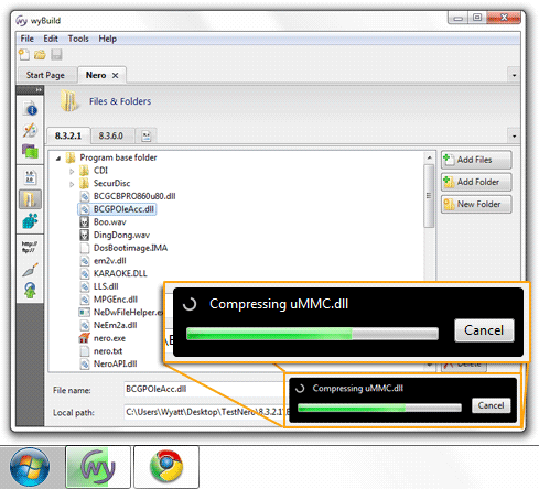 Windows 7 Progress Bar. taskbar progress bar. open source C# control. .NET