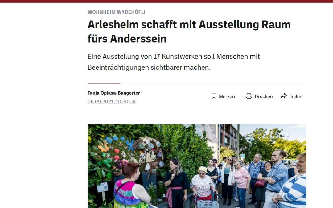 Inklusiv Arlesheim in der BZ