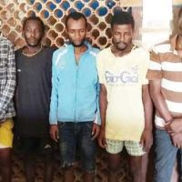 Photo: Kidnappers den uncovered in Ogun state, kidnappers arrested