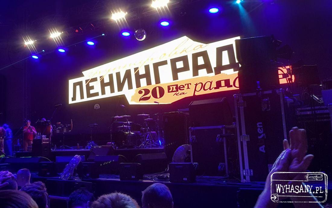 Leningrad 20 lat radości