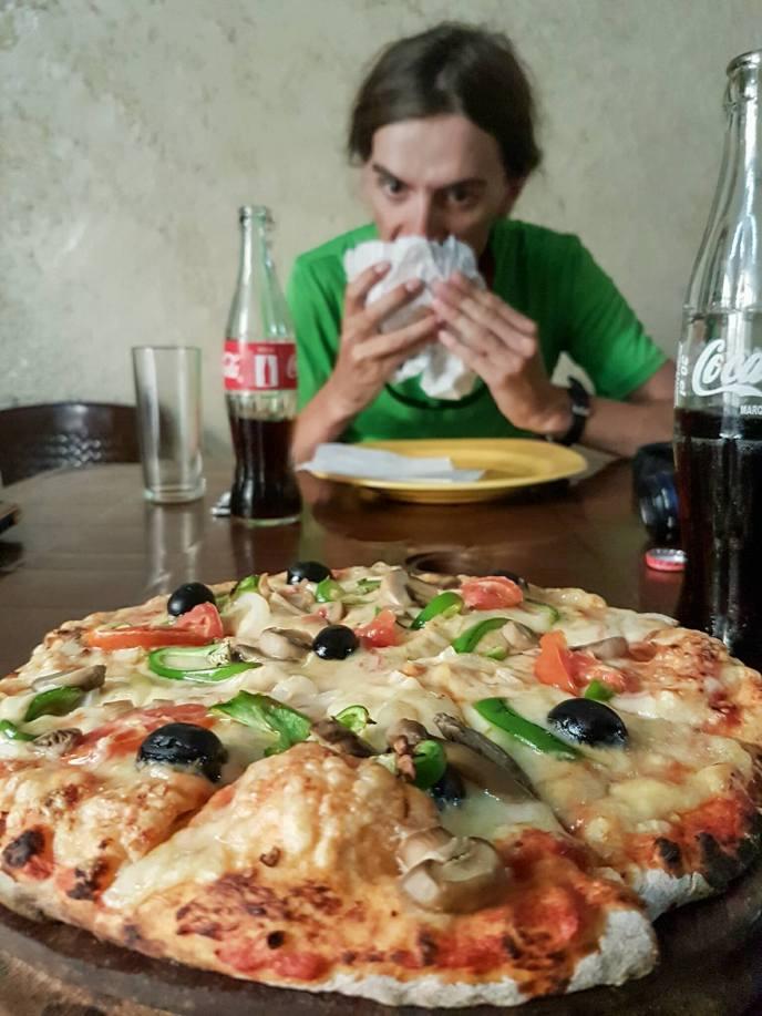 Felerna pizza