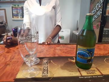 Piwo senegalskie - nic specjalnego, ale dobry chłyt marketingowy