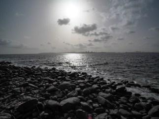 Widok na Dakar (jedynie 3 km)