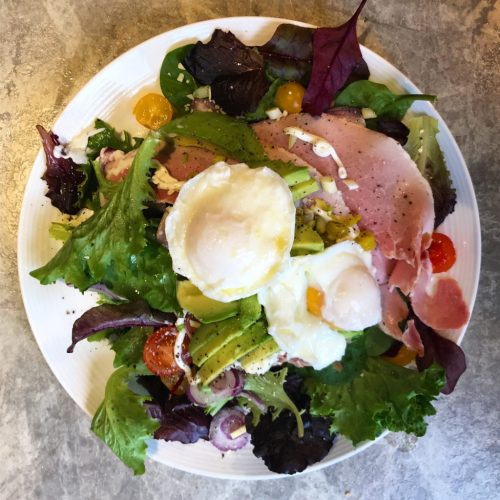 Keto Meal Inspiration - Salad Recipes