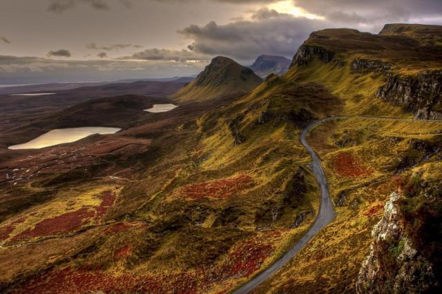 beautiful landscape - how to celebrate
