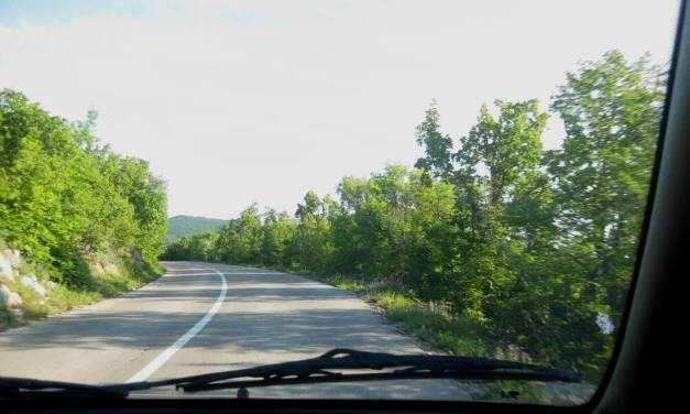 Senj to Oltari: Getting to the Mountains