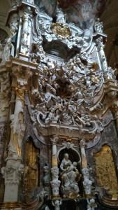 Baroque Stonework