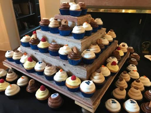 cupcake tier library