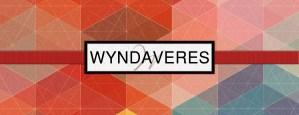 Multicolor logo Wyndaveres Ui ux Second Life modeling design