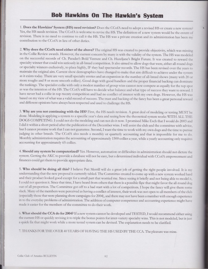 2004 CCA Bulletin Article