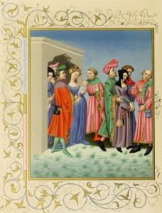 """Image from page 101 of """"Mœurs, usages et costumes au moyen âge et à l'époque de la renaissance"""" (1871)."""