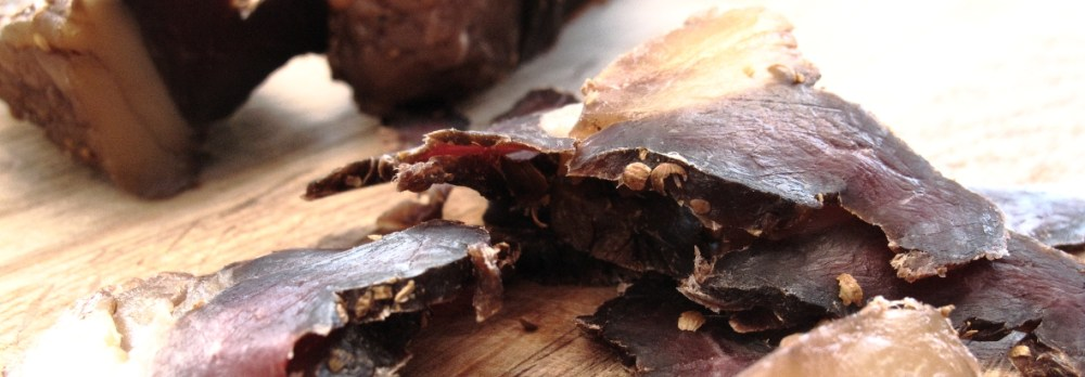 South African Recipes Part 2: Traditional South African Beef Biltong / Tradisionele Beesbiltong (1/4)