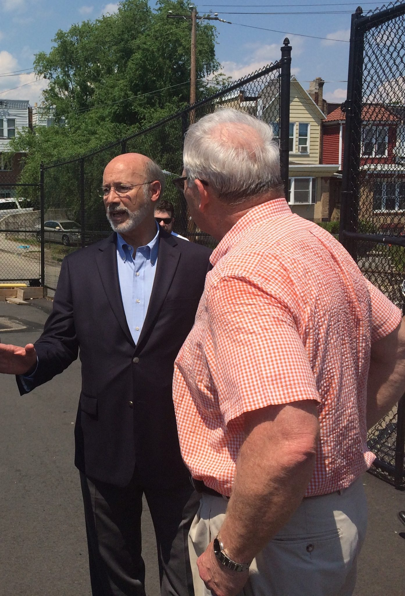 Photo Update – Governor Tom Wolf Visit