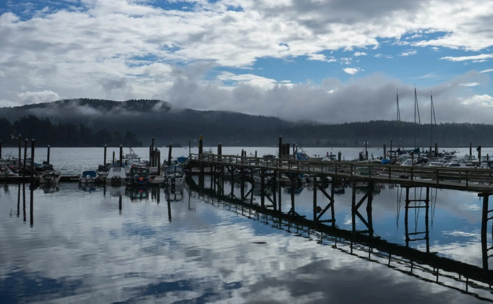 Sooke Harbour and Marina