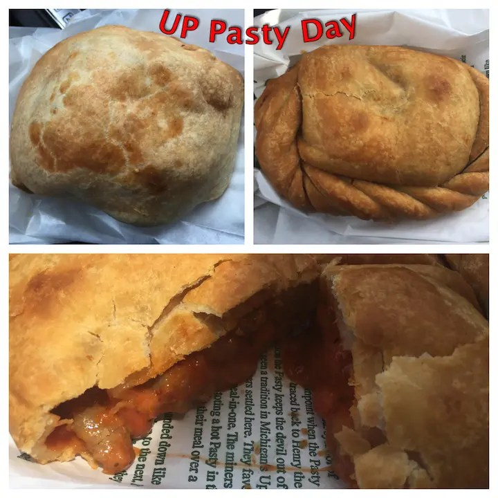 Pasty Day