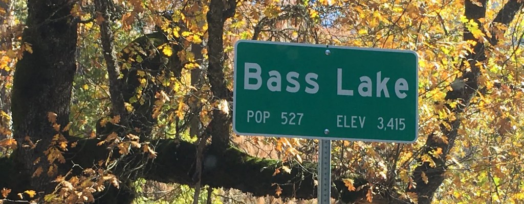 Back to Bass Lake