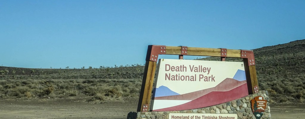 Travel Tuesday: Death Valley National Park