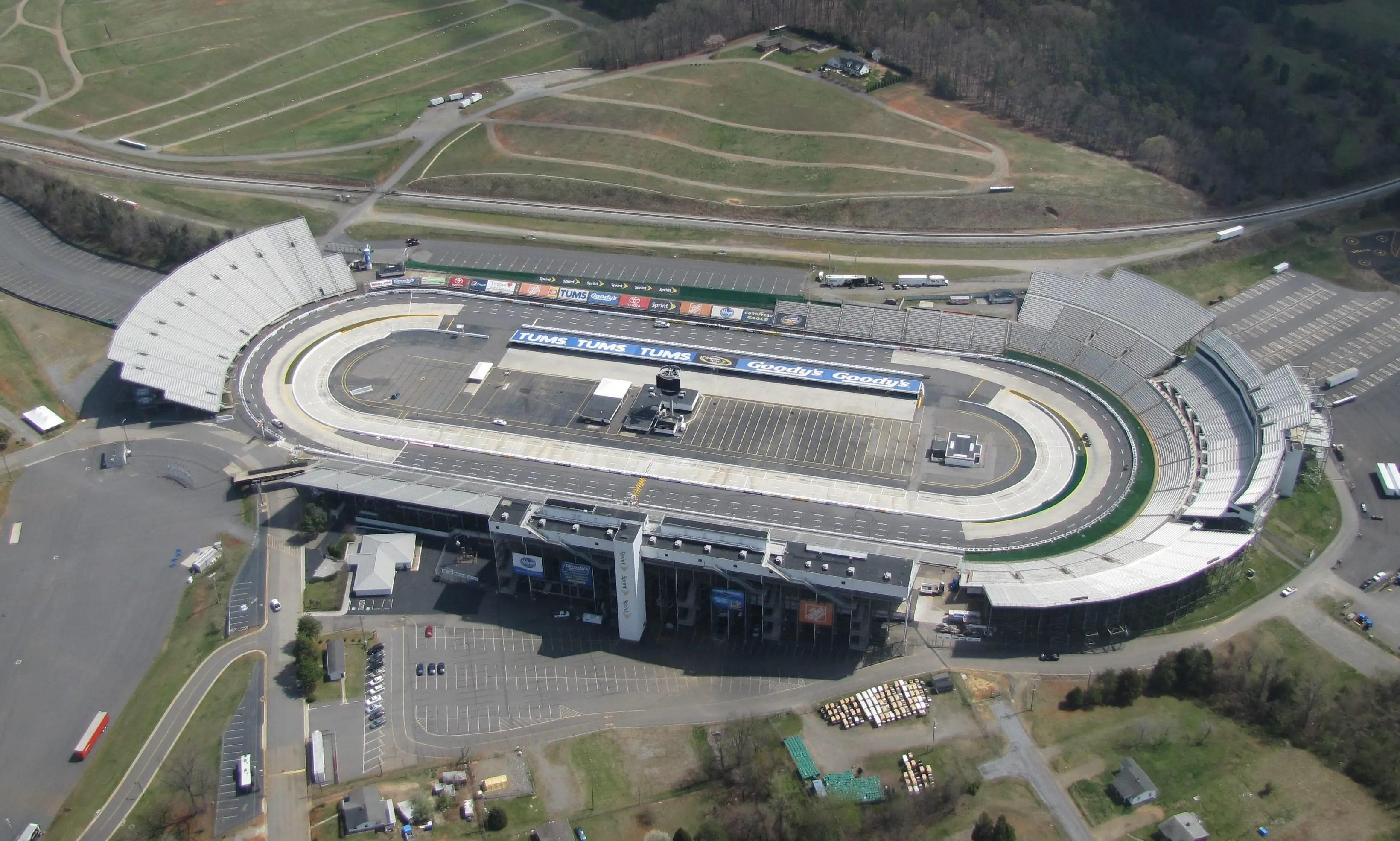 Martinsville Speedway Wynn Worlds