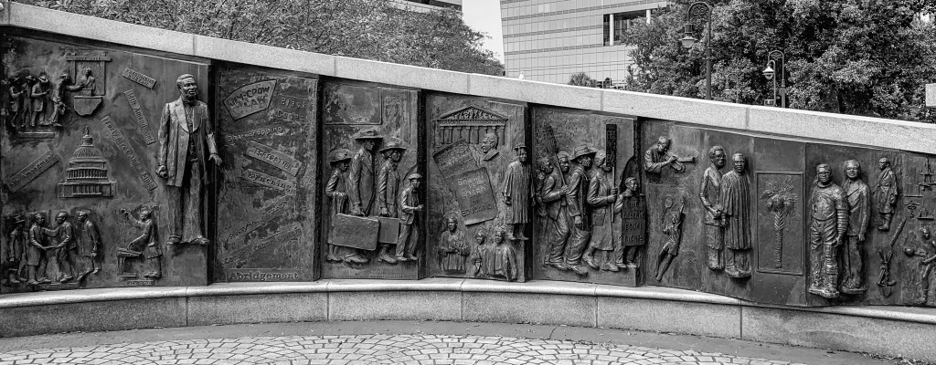 Travel Tuesday: African-American History Monument