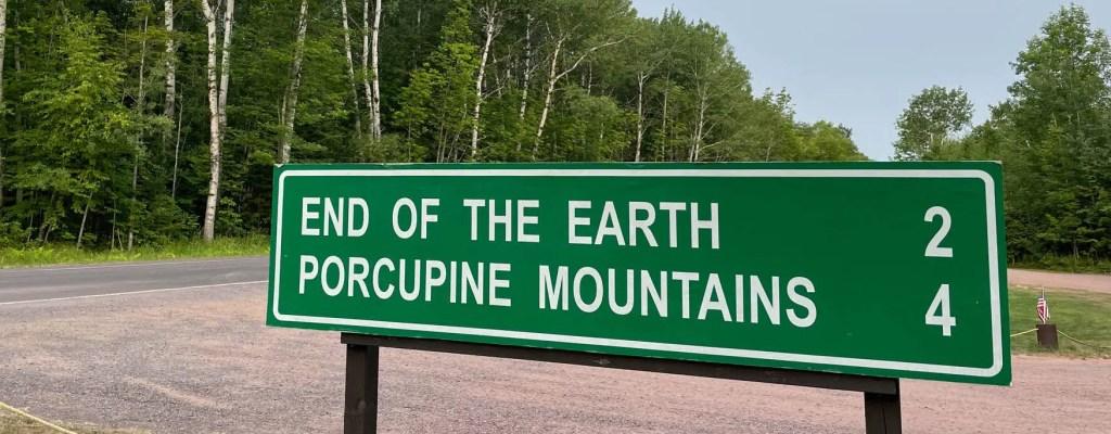 Porcupine Mountains, MI